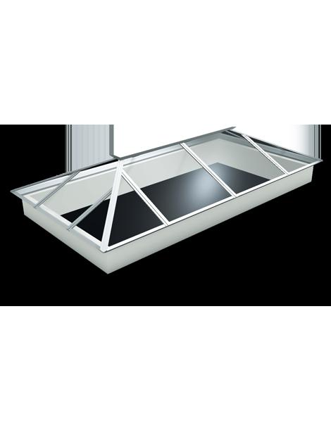 3500 x 2000 Atlas Aluminium Roof Lantern