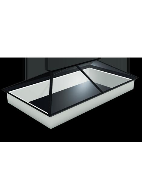 3500 x 1000 UltraSky Aluminium Roof Lantern