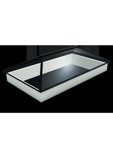 2500 x 1000 UltraSky Aluminium Roof Lantern