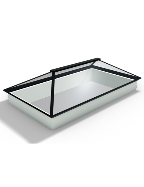 1500 x 1000 UltraSky Aluminium Roof Lantern