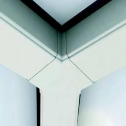 2000 X 2000mm Korniche Aluminium Roof Lantern