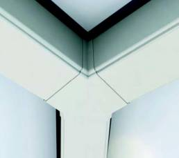 2500 X 2500mm Korniche Aluminium Roof Lantern