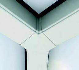 3500 X 2000mm Korniche Aluminium Roof Lantern